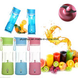 Electric superbe Juice Cup pour des fruits et légumes Phone Charging de Tea Squeezed