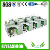 職員のワークテーブルのモジュラーワークステーション(OD-35)
