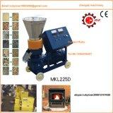 Machine en bois de boulette de biomasse de sciure de l'utilisation Mkl225 de famille avec du ce