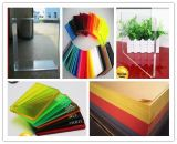 Excellent Colorful Cast Acrylic PMMA Plexiglass Sheet 10mm