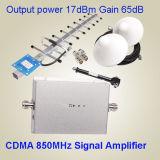 17dBm dirigem o impulsionador do sinal do telefone de pilha do uso CDMA 850MHz