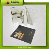 Impresión del libro del compartimiento/surtidor colorido 51 del libro de la impresión