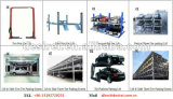 Sauvegarder le levage automatique de stationnement de garage reconnu par ce de l'espace de modèle simple à la maison de poste
