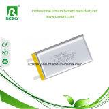 Batería 3.7V 2800mAh del polímero del ion de Li para la PC de la tablilla/MEDIADOS DE/PDA