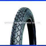 Recambios de la moto, neumático 3.00-16, 2.50-17, 2.75-17, 3.00-17, 3.00-18 de la motocicleta de la rueda trasera