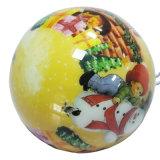Ясный Анти--Желтея клей падения шарика рождества кристаллический