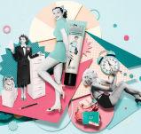 Fundação líquida cosmética profissional 22ml da composição do creme de fundação de Washami