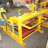 Preço manual pequeno móvel da máquina do tijolo da máquina Qmy40-3A do tijolo