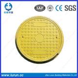 Coperchio di botola di controllo della fibra di vetro di En124 Unrecyclable