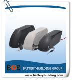 48V 5V USBポートおよび3サイズの最も新しいEbike Downtube電池のパック