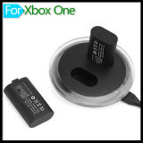 Dual ricaricabile 2800mAh Battery Kit per xBox Un Wireless Gamepad