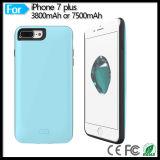 La Banca protettiva mobile di potere del pacchetto della batteria del cellulare 3800mAh del telefono per il iPhone 7 del Apple più 5.5 pollici