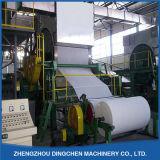 Qualitäts-Kleinkapazitätsseidenpapier, das Maschine herstellt