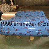Bobinas galvanizadas prepintadas del acero con vario diseño de Shandong Dubang