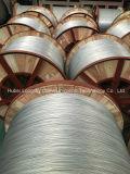 Acier plaqué en aluminium pour le câble de tonnelier
