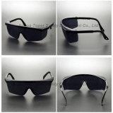 De regelbare Blauwe Bril van de Veiligheid van de Lens van het Frame Transparante (SG100)