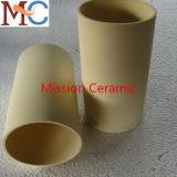 2200c de hittebestendige Ceramische Smeltkroes van het Zirconiumdioxyde Zro2