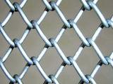 Rete fissa provvisoria saldata ricoperta PVC