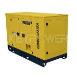 Diesel silenzioso insonorizzato e resistente all'intemperie del generatore di disegno 17kw con il motore di Beinei