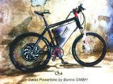 プログラム可能なGoldenmotor! 新しいバージョン! マジックPie4! 電気自転車キット/Eのバイクキット/電気変換キットのハブモーター24V/36V/48V 500-1000W