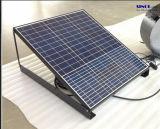 ventilador accionado solar del aguilón 40W con la batería de almacenaje para el invernadero (SN2013015)