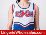 Uni-Hochschule Sports Schule-Mädchen-Cheerleader-Kostüm