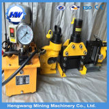 Máquina de processamento da barra do CNC/máquina de perfuração hidráulica para a barra de cobre