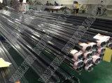 金のステンレス鋼の管
