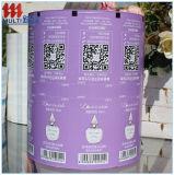Documento stampato del di alluminio per i Wipes del rilievo e dell'alcool della preparazione dell'alcool