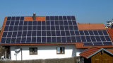 Sistema solare 10kw sulla soluzione del montaggio dell'insieme completo di griglia