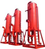 Séparateur de gaz de boue de haute performance pour le gisement de pétrole