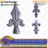 Diverso acero Baskest de los productos del hierro labrado de la talla