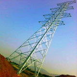 угловойая терминальная башня стали угла передачи силы 220kv