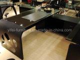 De China do estilo 1.8m mesa 2017 de escritório de vidro moderna