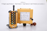 Elektrische Hebevorrichtung Radio Remote steuert Empfänger Wechselstrom 110V F23-a++ der 2 Übermittler-1