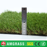 10mm深緑の巻き毛ヤーンのゴルフ合成物質の草