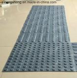Aviso de TPU e de PVC que pavimenta a telha tátil do revestimento