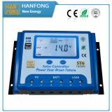 Hohe Leistungsfähigkeits-Solarcontroller mit LCD-Bildschirm (ST6-60)