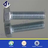 Bullone Hex dell'acciaio legato (zinco)