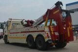des Wrack-25t Rettungs-LKW Schleppen-des LKW-6X4