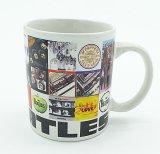 Tazza aperta del gres del contenitore di tazza di caffè della tazza di promozione di Dercal