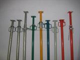Andamio de acero de Surpport, apoyos ajustables de acero