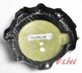 Tampa K1063 do motor da fibra do carbono para Kawasaki Zx10r 2016