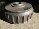 、鉄の鋳造砂型で作る、エレベーターのためのハブの鋳造