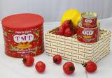 70g, 210g, 400 G doble concentrado de tomate conservada Pasta de Vego Marca