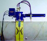 Prix de machine de découpage de plasma de commande numérique par ordinateur portative de pipe en acier/tube de la Chine