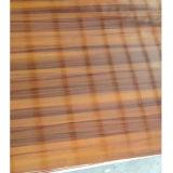 4*8高く光沢のある18mm紫外線MDFのボードか高い光沢のあるメラミンMDFのボード