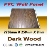 光沢の白い中間の溝PVCパネルの天井の装飾の防水材料