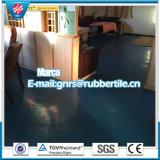 Le couvre-tapis extérieur de plancher, colorent la feuille en caoutchouc industrielle, plancher en caoutchouc de nature