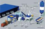 Máquina de fabricación de ladrillo concreta automática llena (QT6-15)